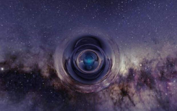 Как найти кротовую нору в нашей галактике?