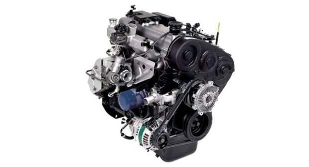 Двигатель Hyundai D4BH