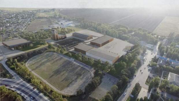 ГК «Ариант» построит в Анапском районе Центр энологического туризма