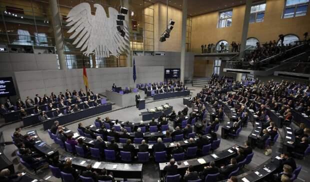 Бундестаг отклонил инициативу поподдержке «Северного потока-2»