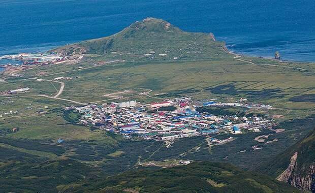 Северо-Курильск / Фото: volcanodiscovery.com