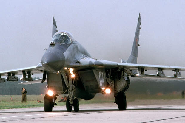 США уличили Россию в тайной переброске МиГ-29 и Су-24 в Ливию