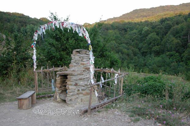 Печка на перевале. 2005 год