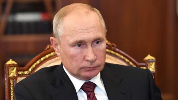 Путин рассказал об использовании сирийского опыта при подготовке личного состава ВС РФ