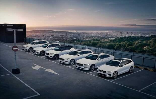 Volvo будет производить «веганские» автомобили