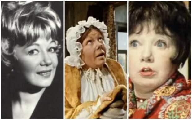 Советские актрисы, ставшие затворницами