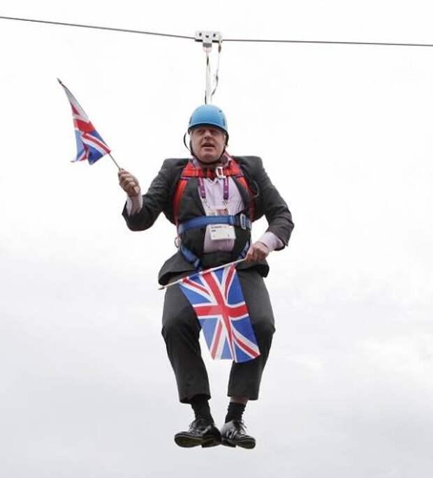 В Британии назвали условия для встречи Бориса Джонсона с Владимиром Путиным