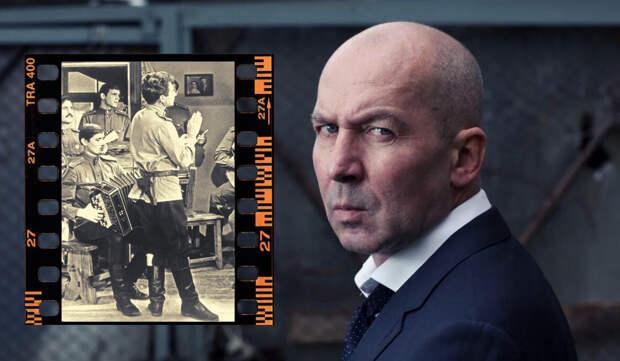 Актер Кирилл Полухин поделился списком своих любимых военных фильмов
