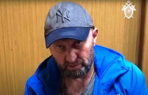 Пойманного в Митине киллера под усиленной охраной перевезли в Лобню