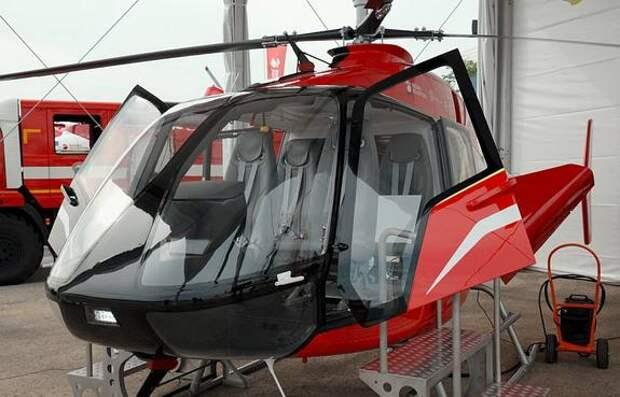 Вертолёты для оторванных от цивилизации