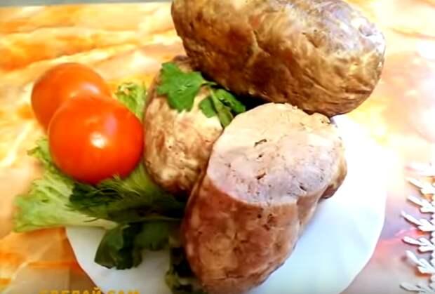 Рецепт вкуснейшей домашней колбасы, которую каждый может приготовить самостоятельно