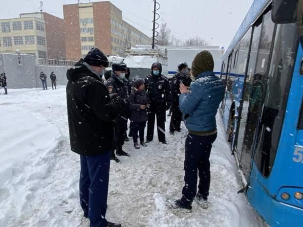 Участники протестных акций в Туле оштрафованы на 280 тысяч рублей