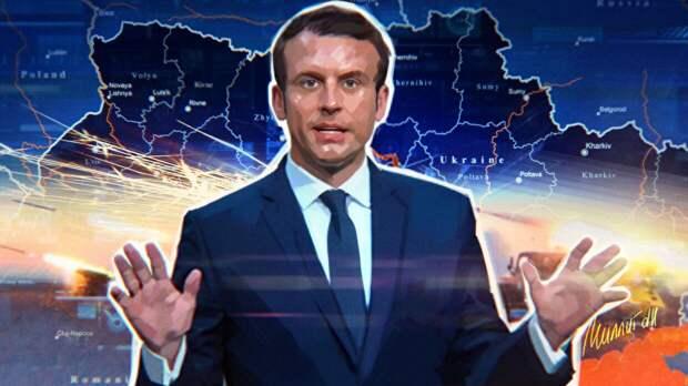 Военные Франции предупредили Макрона о росте напряженности внутри страны