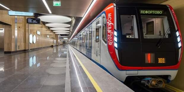 Продолжается активное развитие транспортного каркаса Москвы. Фото: Д. Гришкин mos.ru