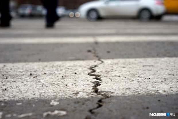 В историческом центре Омска планируют отремонтировать две дороги