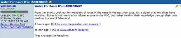 В Интернете блэкаут. Началась война Алой и Белой розы?