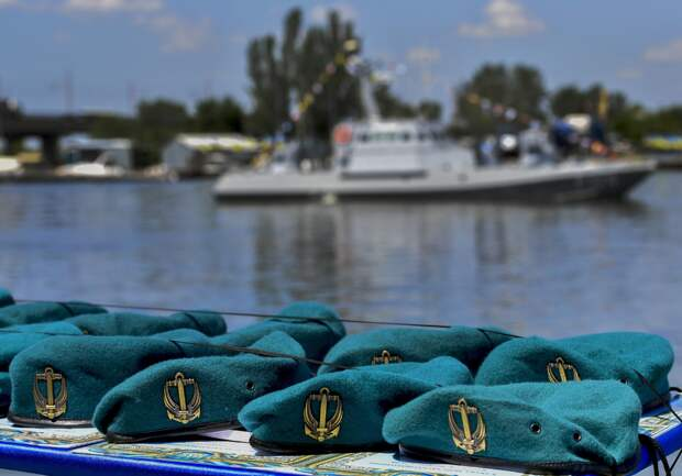 Потери украинской морской пехоты связаны с низким уровнем подготовки бойцов