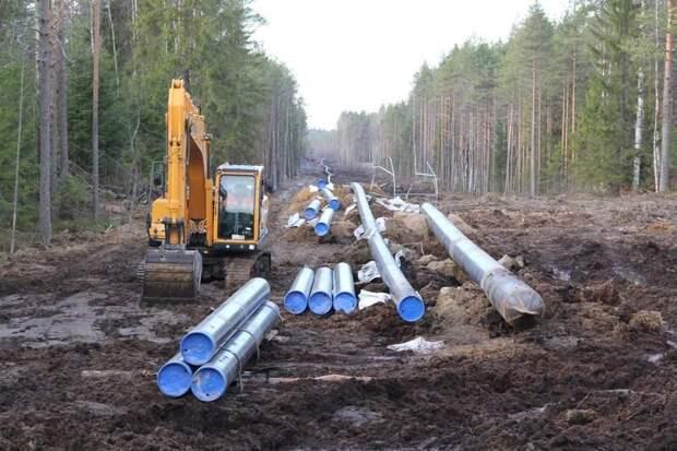 Выдано разрешение на строительство газопровода в карельское Приладожье