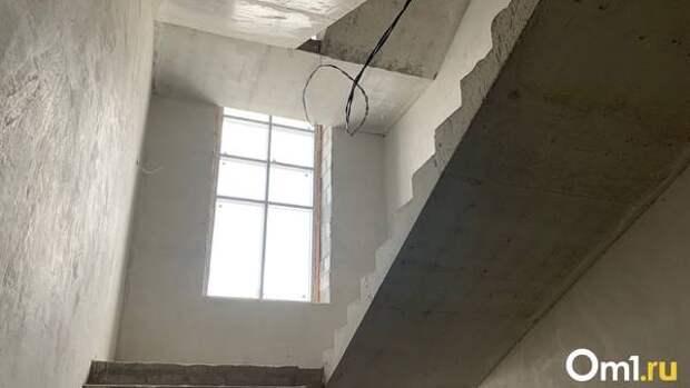 Незаконная многоэтажка в микрорайоне «Изумрудный берег» будет достроена по решению омской администрации
