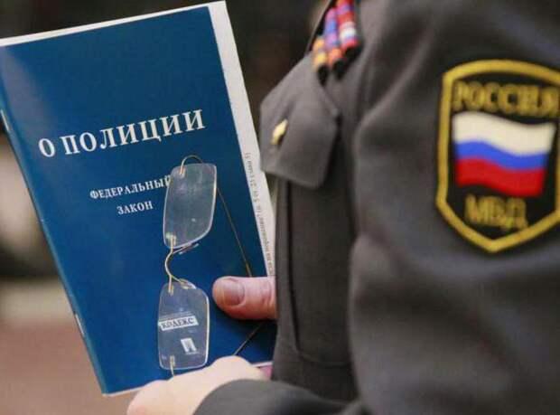 порядок применения специальных средств сотрудниками полиции