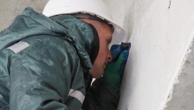 Главгосстройнадзор признал территорию недостроенного ТРЦ в Подольске опасной