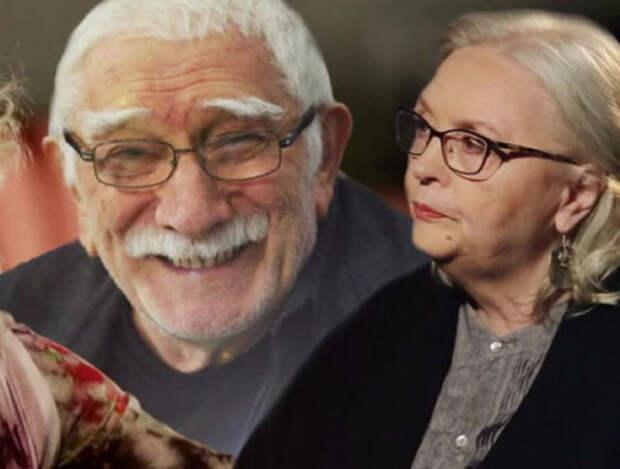 Армен Джигарханян выписался из больницы и встретит Новый год со старой женой