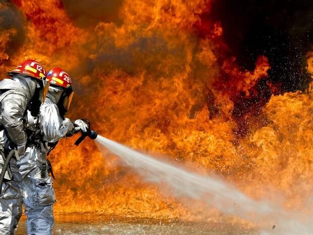 В Рязани три человека стали жертвами пожара в реанимации