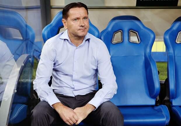 Аленичев: «Может быть, я еще буду тренером «Спартака». А может, буду сборную России тренировать»
