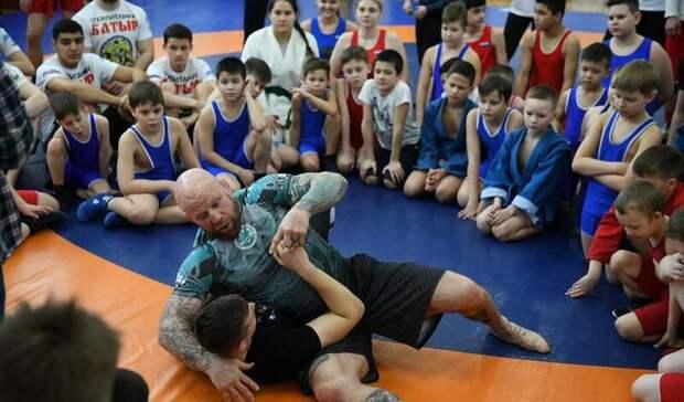 Джефф Монсон прибыл вБашкирию поприглашению главы БСК Давыдова