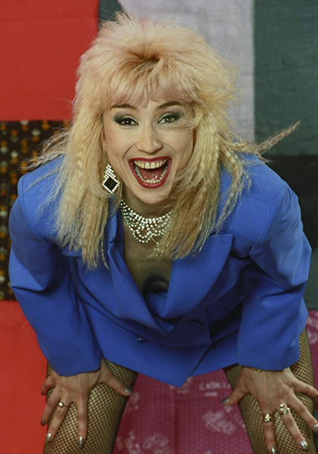 Участницы конкурса красоты «Мисс СССР», Москва, 1990 год
