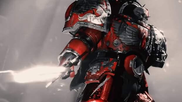Вселенная Warhammer 40K обросла десятком анимационных сериалов