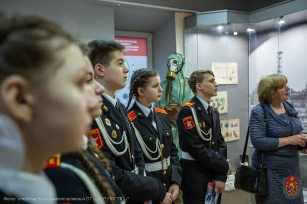 Музейная экспозиция Пожарно-спасательного центра откроется после карантина