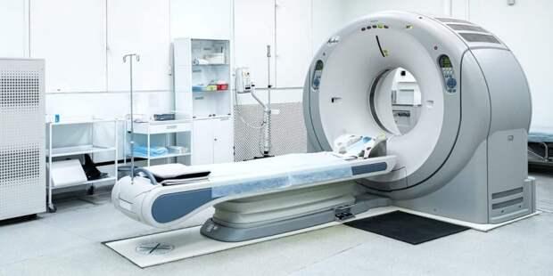 В Москве заработали еще 5 амбулаторных КТ-центров для диагностики COVID-19. Фото: М. Мишин mos.ru