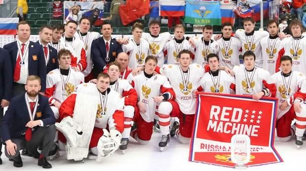 Тренер юниорской сборной России Лещев войдет в штаб первой команды на ЧМ-2021 в Латвии