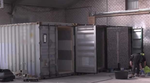 Комната страха: вГолландии обнаружена тайная камера пыток, принадлежавшая мафии