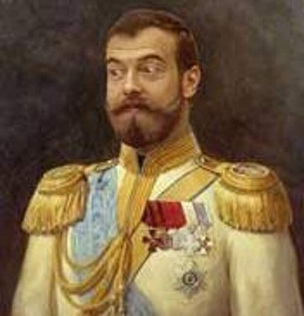 В Крыму замироточил бюст Дмитрия Медведева