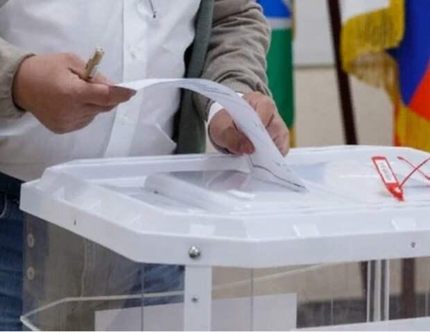 Новые данные по голосованию: обработано около 2,5% бюллетеней
