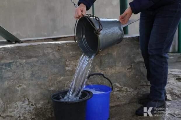 8 южнобережных поселков второй день остаются без воды