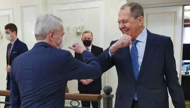 Так зачем глава МИД Финляндии приезжал к главе МИД России