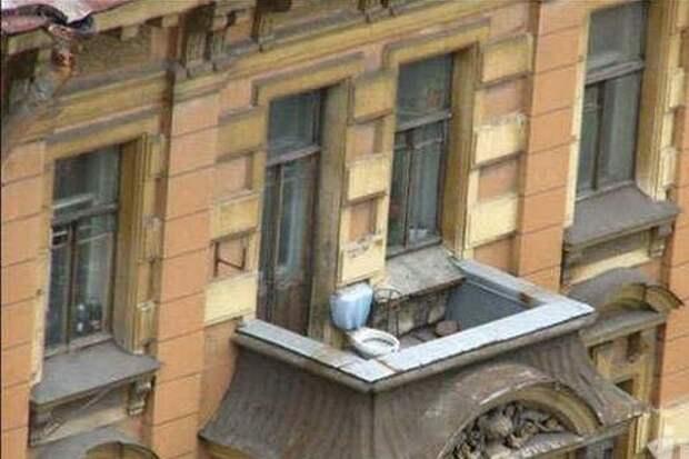 Балконы, мимо которых не пройти