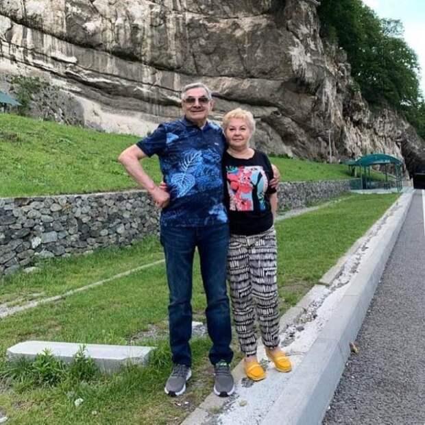 Александр Панкратов-Черный женился на матери своего сына в 63 года