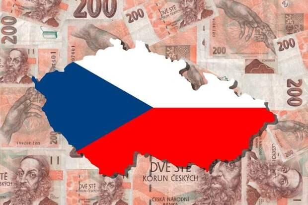 Чехия потребует от России 1 млрд чешских крон