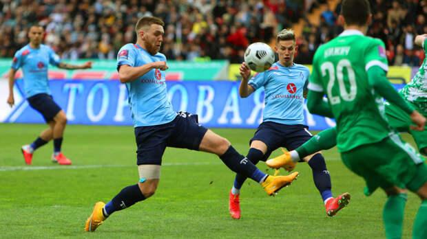 «Крылья Советов» вышли в финал Кубка России впервые с 2004 года