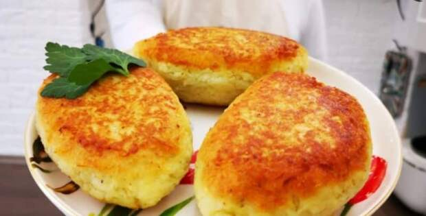 Блюда из картошки Колдунчики