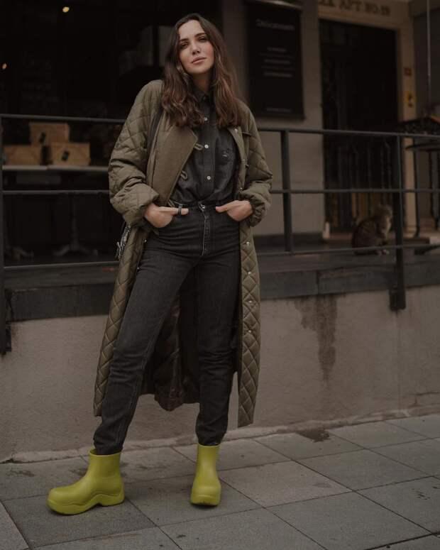 15 вариантов с чем и как носить весеннюю обувь, создавая стильные образы