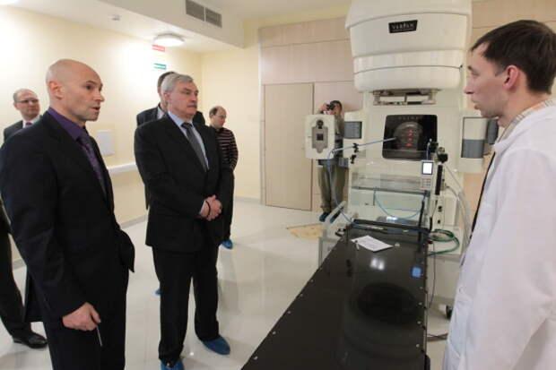 Впереди всех Петербург: в городе на Неве откроют центр ядерной медицины