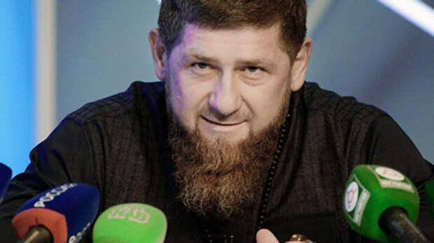 Кадыров заявил, что не планирует быть президентом России