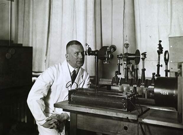 Забытая страница истории радио. Дроссель Пунгса