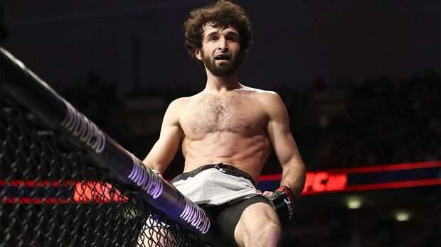 «Разговоры есть». Менеджер бойца UFC Магомедшарипова рассказал, завершит ли Забит карьеру
