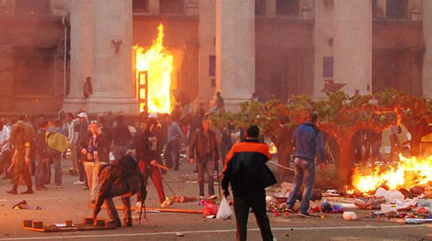 Ужас одесской Хатыни. Хронология событий 2 мая 2014 года